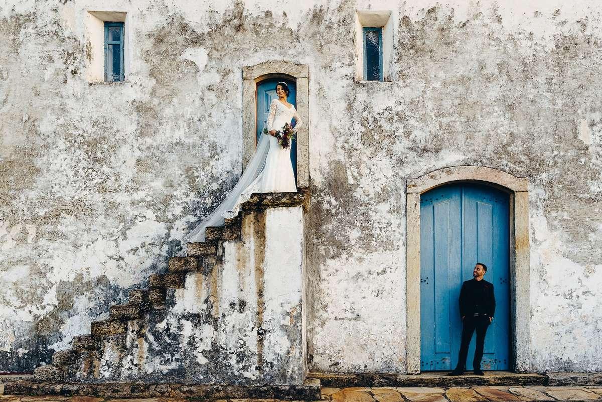 Casamento Na Igreja Em Lavras Novas