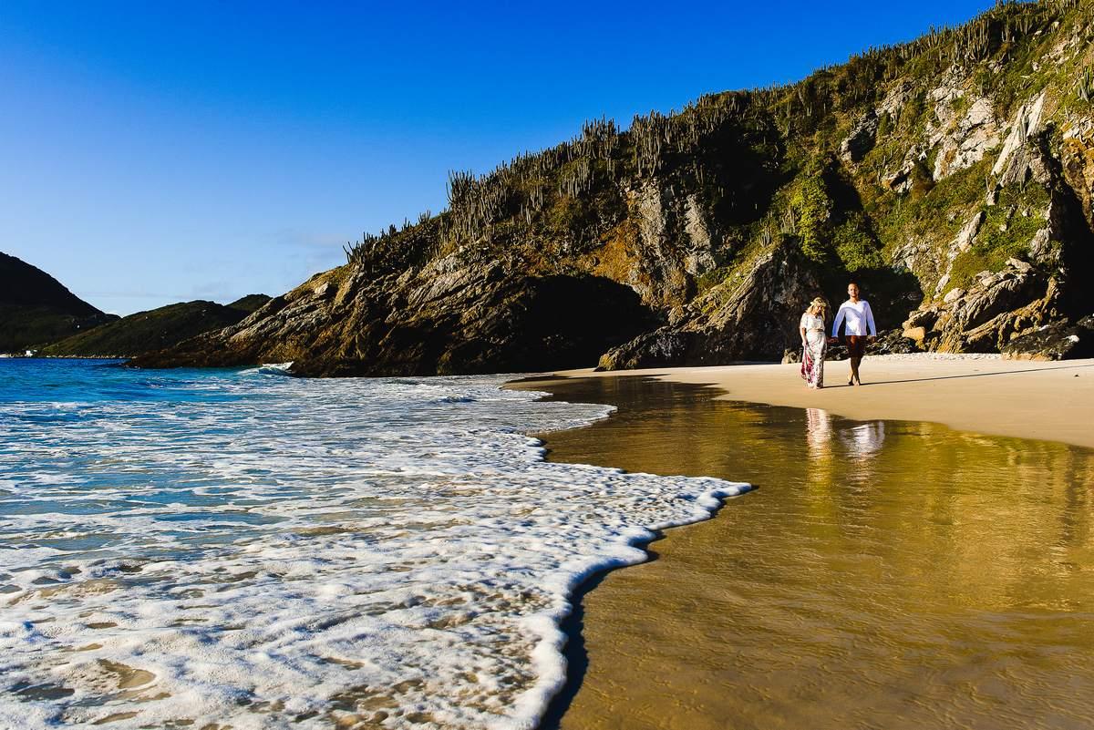 Ensaio Pre Casamento em Arraial do Cabo