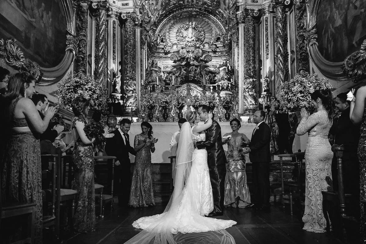 Casamento Clássico em Tiradentes / Vila Paolucci