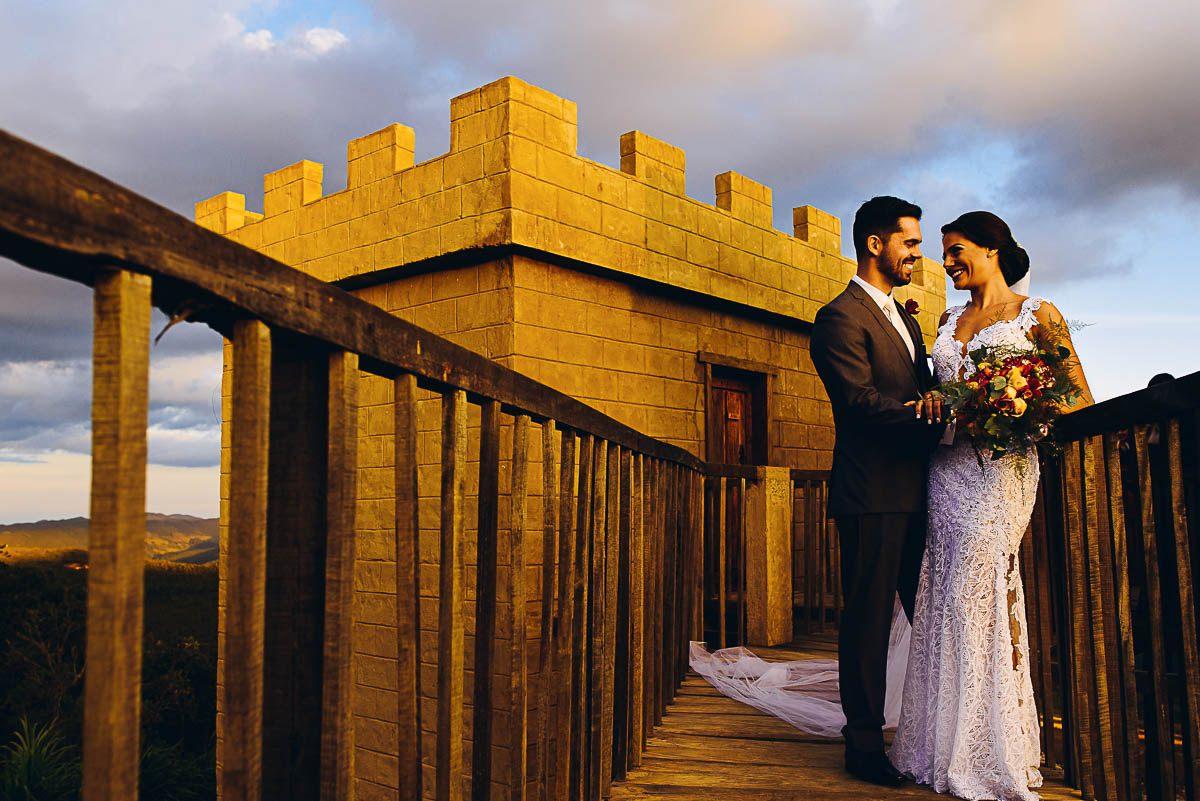 Destination Wedding em Lavras Novas