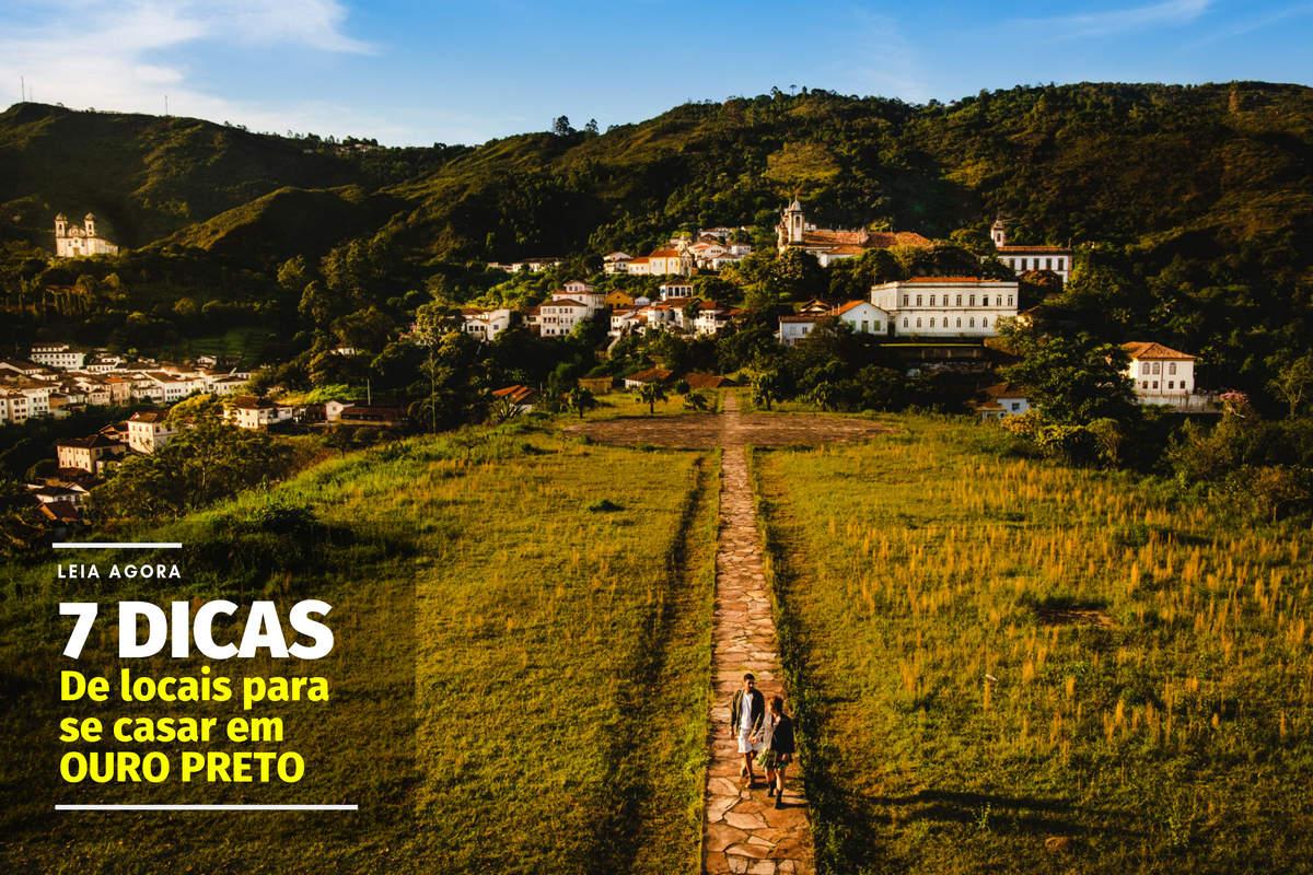 Os Melhores Locais Para Um Casamento Inesquecível Em Ouro Preto, MG