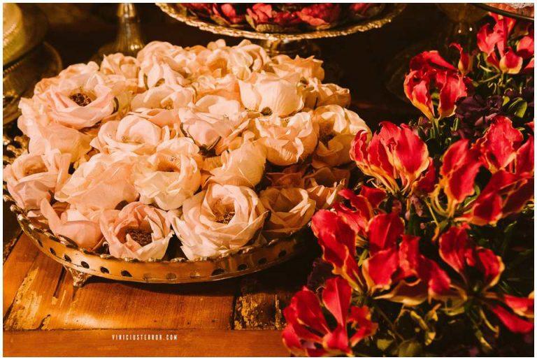 mesa de bolo classica casamento elegante