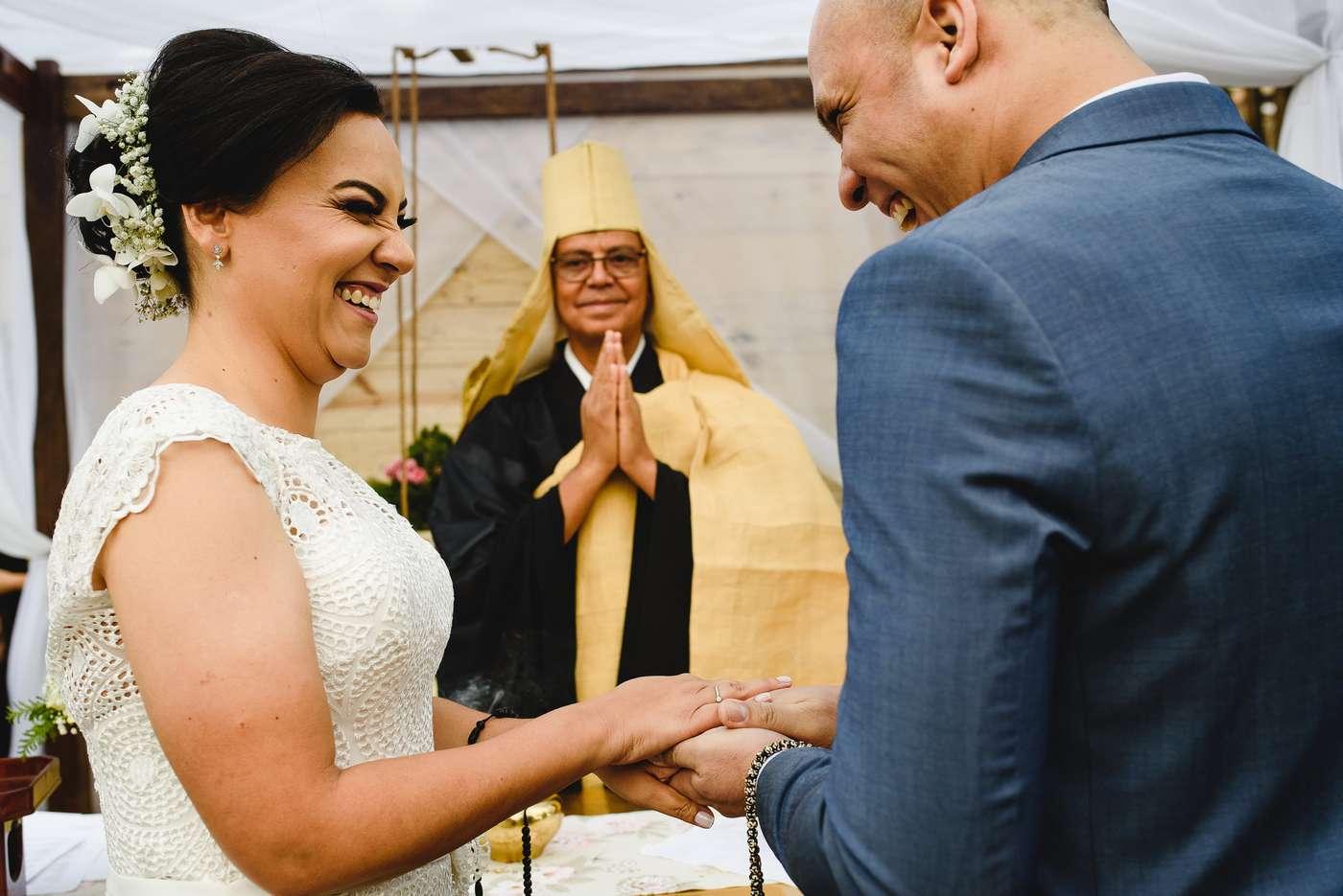Casamento Budista Ao Ar Livre