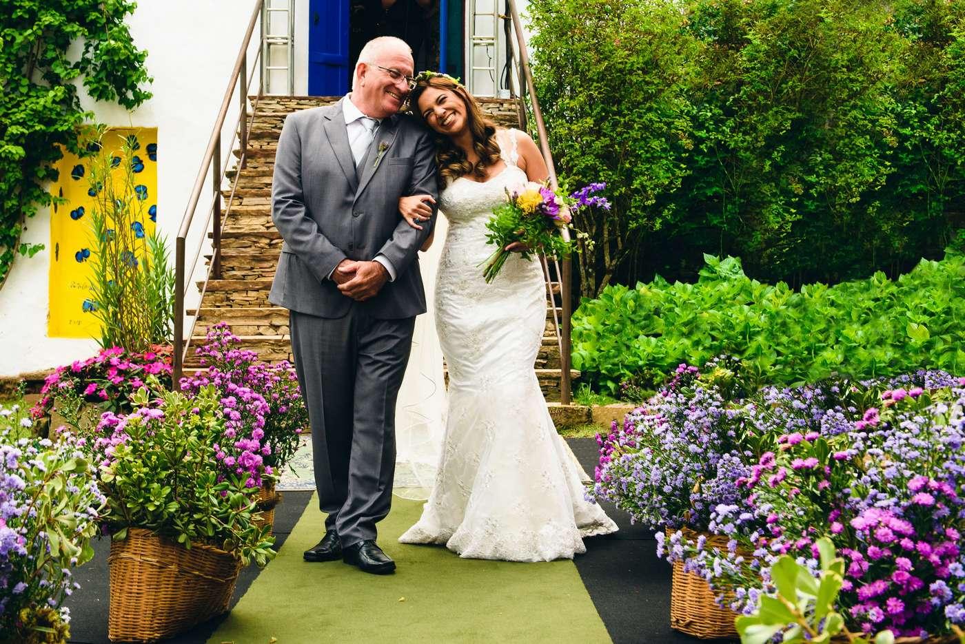 Casamento Ao Ar Livre No O Passo / Ouro Preto