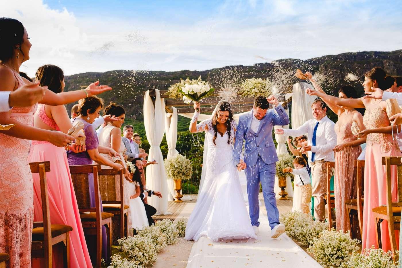 Casamento Ao Ar Livre Em Tiradentes Pousada Brisa Da Serra