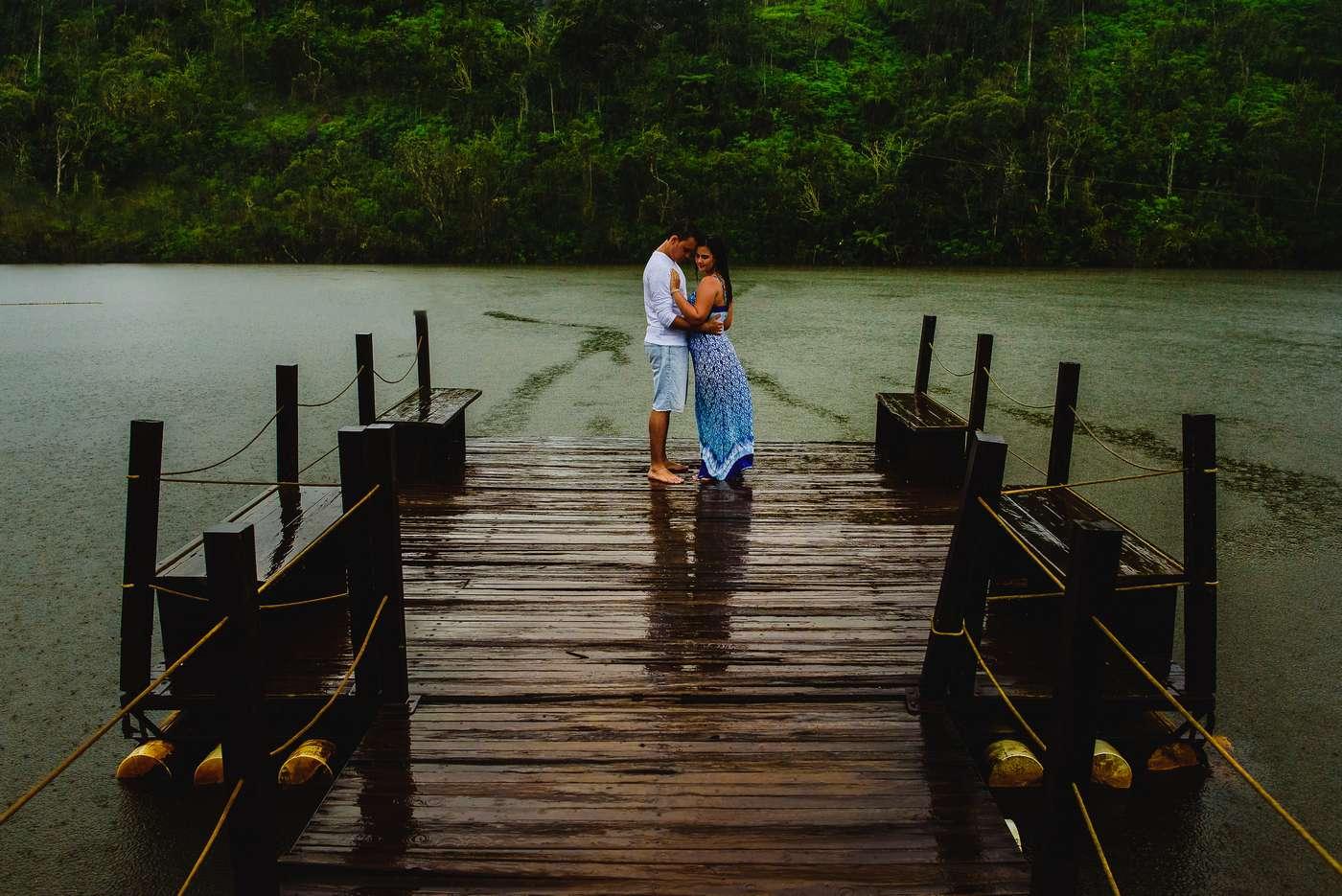 Ensaio Pre Wedding Na Chuva Em Ouro Preto