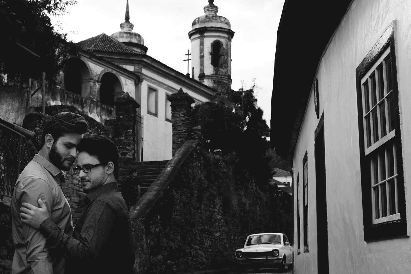 Pré Casamento Homoafetivo Em Ouro Preto