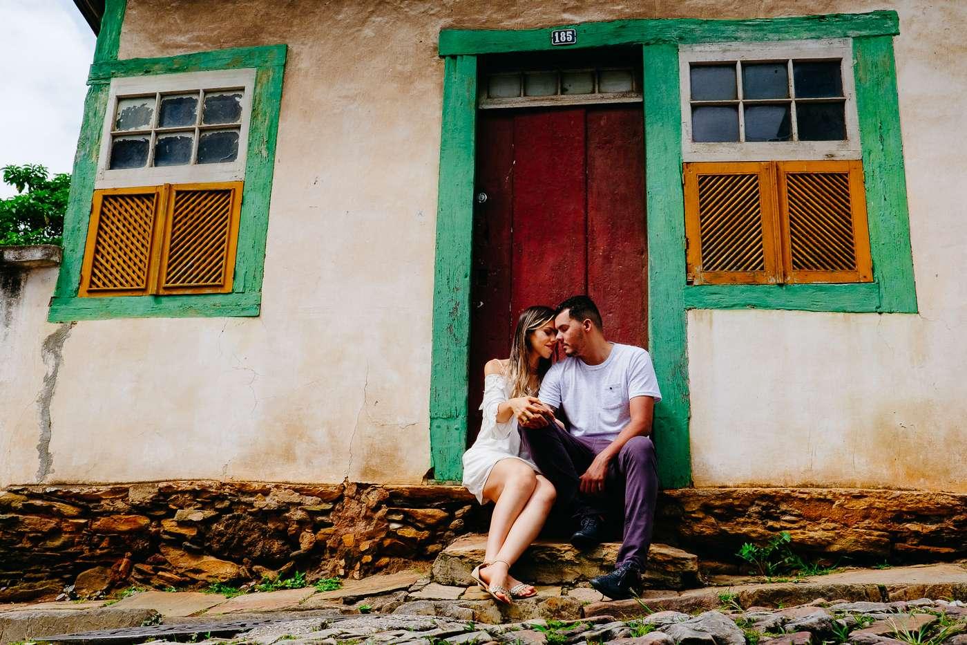 Pre Wedding Em Ouro Preto