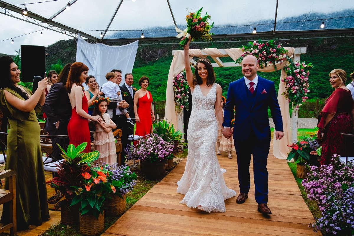 Casamento na Pousada Brisa da Serra, Tiradentes