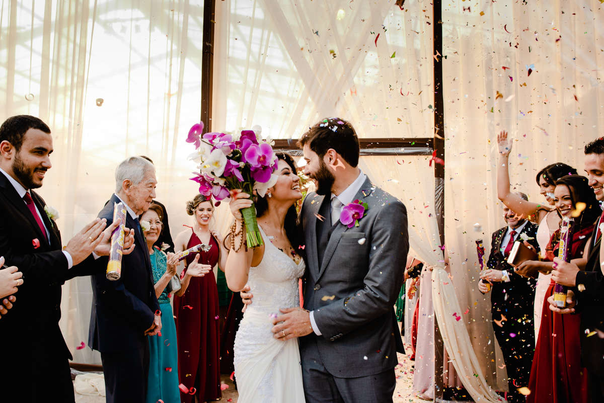 casamento no espaço província