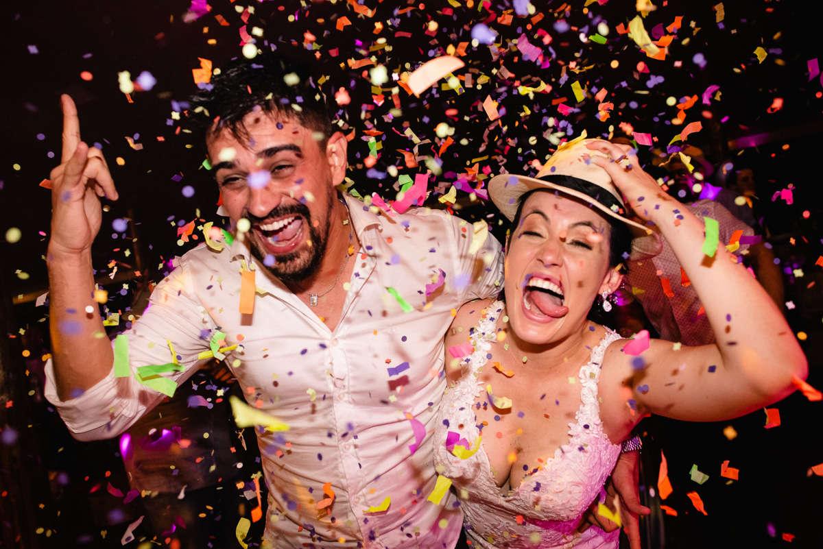 casamento no carnaval