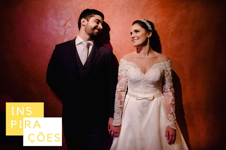 Que lembranças você quer guardar do seu casamento?